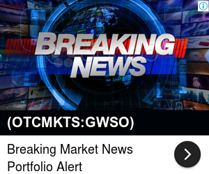 stock market news, global warming solutions inc achieves breakthrough i 8334525325188733