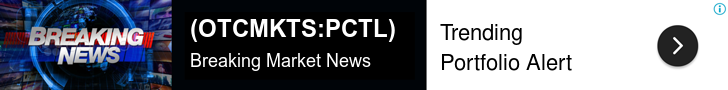 stock market news, pct ltd pctl received 400 000 in financing for expan 6797037243486044