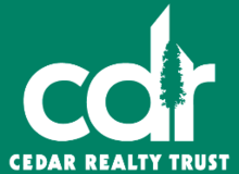 CDR - Cedar Realty Trust Stock Trading