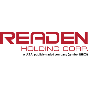 RHCO Articles, Readen Holding Corp